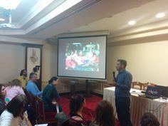 """Ο μείζων ρόλος του """"storytelling"""" στην επικοινωνία του ψηφιακού 21ου αιώνα από το διδάσκοντα Βασίλη Μουρδουκούτα, #retreat2014"""
