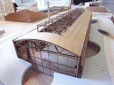 'xin tian di factory h' (2010-ongoing) hangzhou, china, architectural model, modelo, maquette