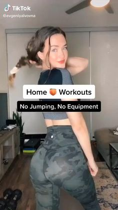 Fitness Workouts, Gym Workout Tips, Fitness Workout For Women, Workout Challenge, Workout Videos, Workout Schedule, Fitness Motivation, Butt Workouts, Glute Exercises