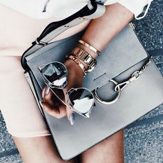 #dior #chloe | accessories | sunglasses | jewelry | purse