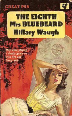The Eighth Mrs. Bluebeard by Hillary Waugh