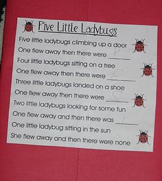 for our spring bug unit! Use on SMART to circle rhyming words This is so adorable.