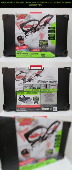 Air Hogs Helix Sentinel Drone New Factory Sealed Live HD Streaming Cockpit View  #sentinel #fpv #plans #shopping #products #parts #technology #gadgets #helix #drone #racing #hogs #drone #camera #tech #kit #air
