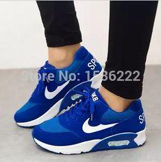 online store 8217d e6e6d 2015 otoño moda nuevo Zapatillas Zapatos de deporte para las mujeres  Zapatillas aire Mujer Zapatos Zapatos