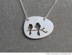 Mama & Baby Bird Pendant   Gift Ideas for Moms – Parenting.com