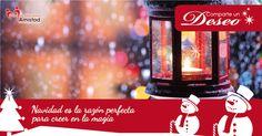 ¡Comparte tus mejores deseos para esta navidad!