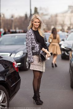 Kate Davidson Hudson – Carolines Mode