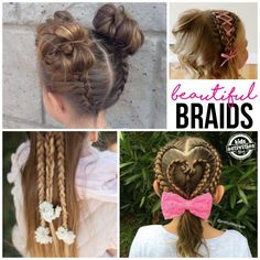 Beautiful Braids Hairstyles for Girls