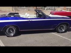 1972 Buick GSX Stage 1 Convertible W/ 455 V8 Stage II Buick Gsx, Skylark, Convertible, Classic Cars, Stage, Bmw, Sports, Hs Sports, Infinity Dress