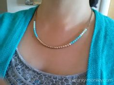 Sweet & Simple Necklaces