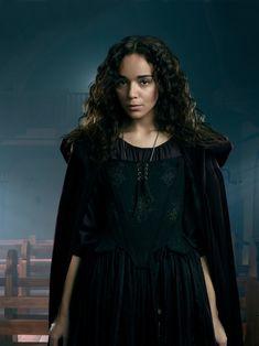 {Small Screen} Ashley Madekwe as Tituba (TV Series 2014) #Salem #TV #favourite