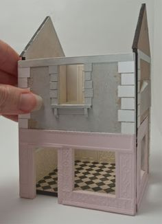 something different: quarter scale house