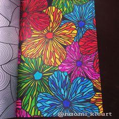 Het tweede enige echte kleurboek voor volwassenen, kleuren voor volwassenen, stabilo