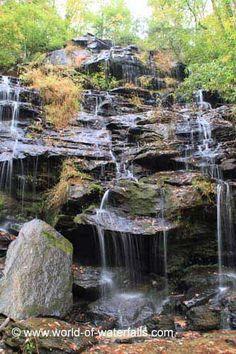 Issaqueena Falls (Sumter National Forest, South Carolina, USA)