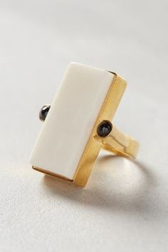 Joanique Domino Ring #anthrofave