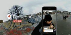 Periscope supporte désormais les vidéos à 360 degrés sous Android - http://www.frandroid.com/android/applications/426131_periscope-supporte-desormais-les-videos-a-360-degres-sous-android  #Android, #ApplicationsAndroid