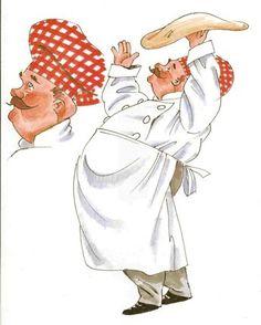 chef.quenalbertini: Chef Pizza 1 - Comp by John Bardwell