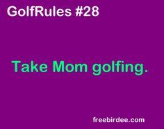 Golf Rules #28