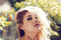 Ashley Smith is An American Beauty for Gemma Booths Elle France Shoot