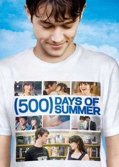 (500) Days of Summer (2009) - When his girlfriend dumps him, hopeless romantic Tom begins sifting through the year-plus worth of days they spent together.