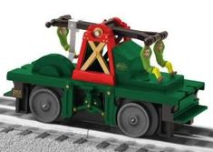 Three diligent elves grip the levers of this handcar and move it to a work site that?s further down the tracks. Add this car to your layout for motion-packed fun! Lionel Train Sets, Work Site, Train Tracks, North Pole, Model Trains, Motor Skills, The Help, Elf, Scale