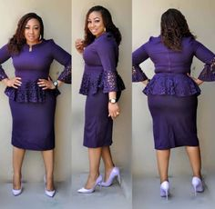 Africaine Hot Sale New African Dresses 2018 Autumn Sexy Fashion African Women Polyester Plus Size Knee-length Dress Latest African Fashion Dresses, African Dresses For Women, Women's Fashion Dresses, African Women, Dress Outfits, Office Dresses For Women, Clothes For Women, Corsage, Retro Dress