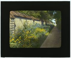 "[""Hammersmith Farm,"" Hugh Dudley Auchincloss house, Harrison Avenue, Newport, Rhode Island. (LOC)"