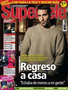 Supertele | 24 Diciembre 2016 | Miguel Ángel Silvestre regreso...