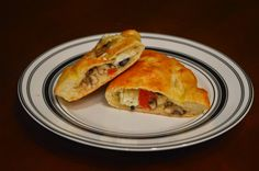 One Day At A Time - From My Kitchen To Yours: Easy Homemade Calzones