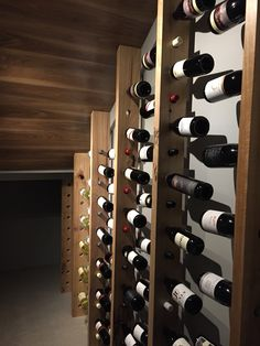 Wine cellar, under stairs.....