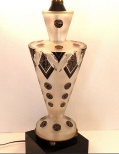 deco lamp by KittysVintageKitsch, via Flickr
