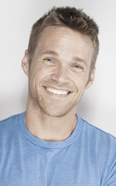 Chris Powell    from Extreme Makeover weight loss edition, such a beautiful person!