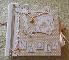 EL DESVÁN DE LOS SUEÑOS: Álbum para Nadia.