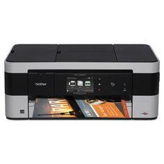 Business Smart Mfc-J4620dw Multifunction Inkjet Printer, Copy/fax/print/scan