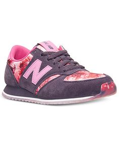 New Balance Women's Heidi Klum 420 Casual Sneakers from Finish Line