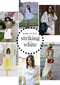 Excited to be feautred in Stylust Magazine!  http://stylustmagazine.com/looks-love-striking-white/