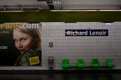 Métro de Paris by raphael.chekroun, via Flickr