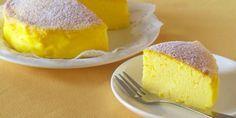 El pastel más fácil del mundo. Con sólo tres ingredientes: huevos, chocolate blanco y queso crema