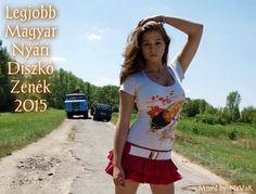 Legjobb Magyar Nyári Diszkó Zenék 2015 Star Network, Music Songs, T Shirts For Women, Facebook, Youtube, Fashion, Moda, Fashion Styles, Fasion