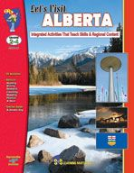Alberta is one of Canada's three Prairie Provinces. It is a geographically diverse land of mountains, grasslands, farms, lakes and rivers. Provide your students with the opportunity to become more aware of the greatness of Alberta, the Sunshine Province.