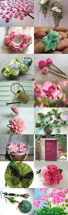 Enchanted Garden   --Pinned with TreasuryPin.com