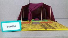 Maquete tenda
