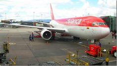 Avión aterrizó de emergencia en aeropuerto de Bogotá por falla en un motor http://www.inmigrantesenpanama.com/2016/01/29/avion-aterrizo-emergencia-aeropuerto-bogota-falla-motor/