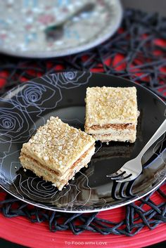 To Food with Love: Sans Rival