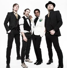 VINTAGE TROUBLE | photo by ... | formed : 2010, Los Angeles, CA (United States) | Blues Rock, Soul Rock