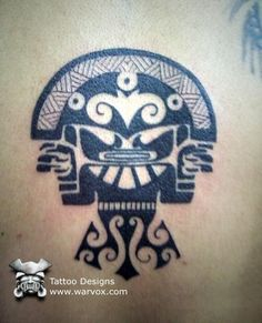Check which tattoo suits you best. Tribal Logo, Aztec Tribal Tattoos, Aztec Tattoo Designs, Tribal Shoulder Tattoos, Mens Shoulder Tattoo, Peru Tattoo, Tattoo You, Sleeve Tattoos, Body Art Tattoos