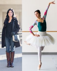 Ballet street style: What 8 National Ballet of Canada dancers wear off stage | Street Style | FASHION Magazine |