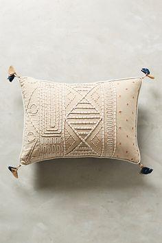 Altitude Pillow #anthropologie