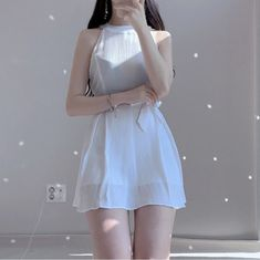 Kawaii Fashion, Cute Fashion, Asian Fashion, Girl Fashion, Fashion Dresses, Fashion Design, Kpop Outfits, Korean Outfits, Girl Outfits