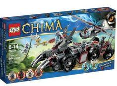 LEGO Chima Set Just $32.99 on Amazon *52% OFF*